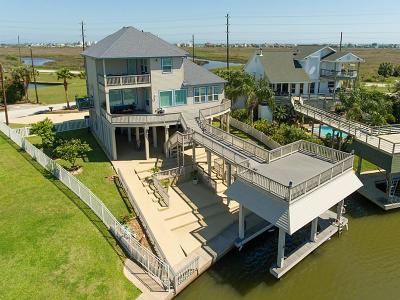 Galveston Single Family Home For Sale: 4235 Santiago Circle