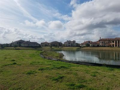 Sugar Land Residential Lots & Land For Sale: 31 Riverstone Island Drive
