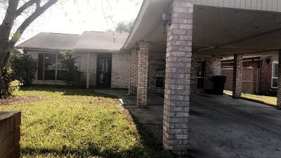 Houston Single Family Home For Sale: 5026 E 5026 East Orem Drive Drive