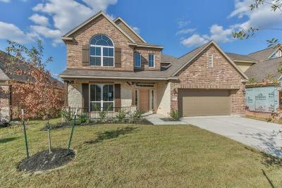 Humble Single Family Home For Sale: 17934 Silver Bend