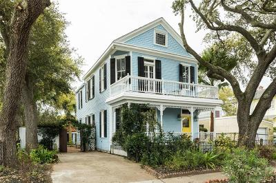 Single Family Home For Sale: 3515 Avenue Q