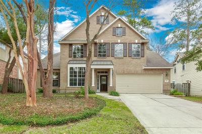 The Woodlands Single Family Home For Sale: 10 Fortuneberry Place