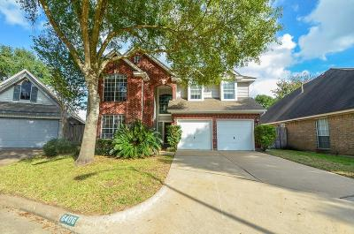 Houston Single Family Home For Sale: 8406 Vinton Court