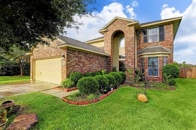 Cypress Single Family Home For Sale: 7554 Oakwood Canyon Drive