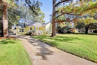 Houston Single Family Home For Sale: 220 W 34th Street
