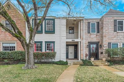 Houston Condo/Townhouse For Sale: 14407 Misty Meadow Lane