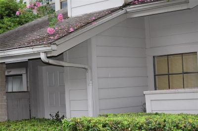 Houston Condo/Townhouse For Sale: 3083 Windchase Boulevard #713