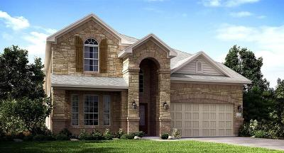 Fort Bend County Single Family Home For Sale: 23346 Peareson Bend Lane