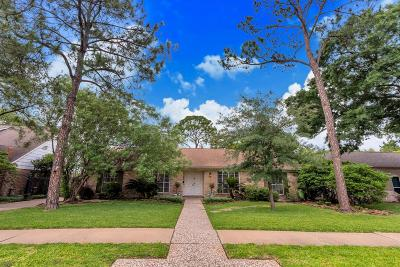 Houston Single Family Home For Sale: 7806 Windswept Lane