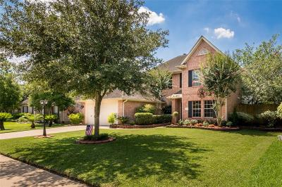 Pearland Single Family Home For Sale: 5104 Brett Drive