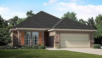 Conroe Single Family Home For Sale: 724 Red Elm