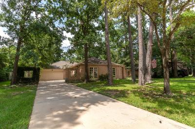 Houston TX Single Family Home For Sale: $245,000
