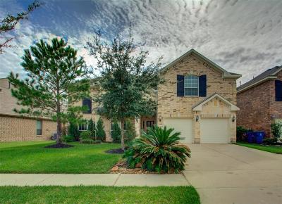 Humble Single Family Home For Sale: 4407 Haviland Falls Drive