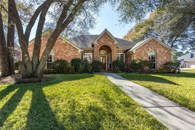 Cypress Single Family Home For Sale: 13507 Post Oak Glen Lane