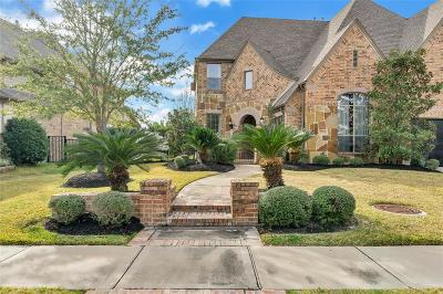 Cypress Single Family Home For Sale: 12523 Cove Landing Drive
