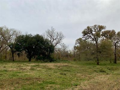 Fort Bend County Country Home/Acreage For Sale: Tbd Fm 2759