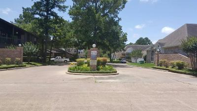 Cypress Condo/Townhouse For Sale: 12755 Mill Ridge Drive #215