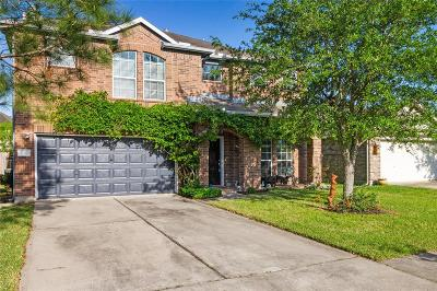 Deer Park Single Family Home For Sale: 2702 San Marcos Drive