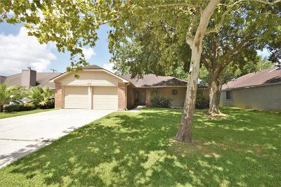 League City Single Family Home For Sale: 609 Spring Breeze Street