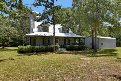 Waller Single Family Home For Sale: 17579 Country Lane