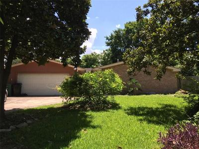 Houston Single Family Home For Sale: 5007 Darnell