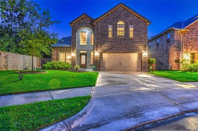 New Caney Single Family Home For Sale: 18780 Kelly Meadows Lane