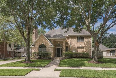 Houston Single Family Home For Sale: 14514 Lofty Mountain Trl