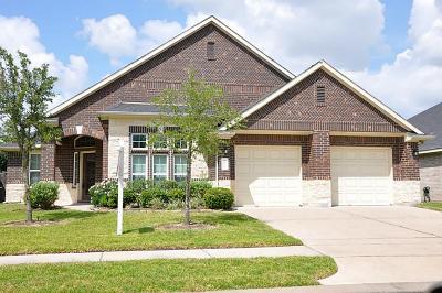 Katy Single Family Home For Sale: 24626 Malca Manor Drive
