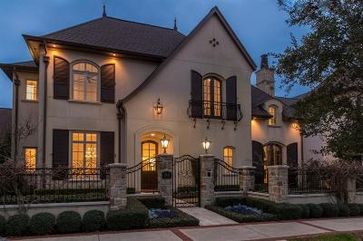 The Woodlands Single Family Home For Sale: 2611 Timberloch Place