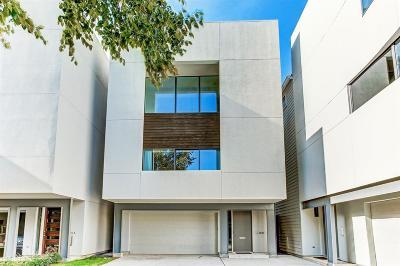Houston Single Family Home For Sale: 4308 Blossom Street #B