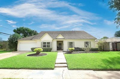 Houston Single Family Home For Sale: 11007 Burdine Street