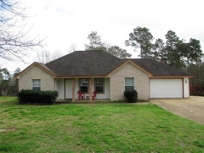Conroe TX Single Family Home For Sale: $193,000