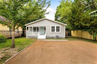 Houston Single Family Home For Sale: 414 W Cottage Street