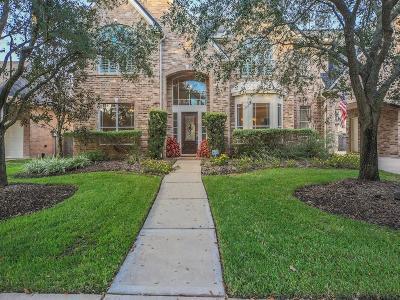 Missouri City Single Family Home For Sale: 9611 Silver Birch Court