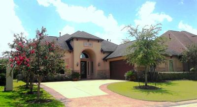 Cypress Single Family Home For Sale: 16023 Comal Bend Lane