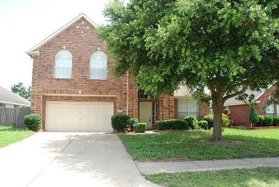 Katy Single Family Home For Sale: 19622 Autumn Glade Place