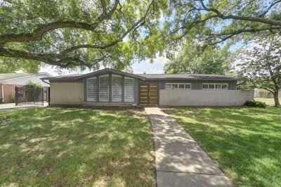 Houston Single Family Home For Sale: 4923 Valkeith Drive