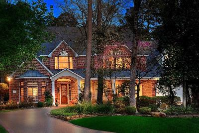 The Woodlands Single Family Home For Sale: 130 E Bracebridge Circle