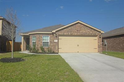 Rosenberg Single Family Home For Sale: 2511 Golden Brandy Lane