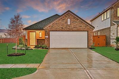 Magnolia Single Family Home For Sale: 12646 Alta Vista