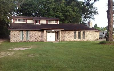 Liberty Single Family Home For Sale: 300 Mallet Lane