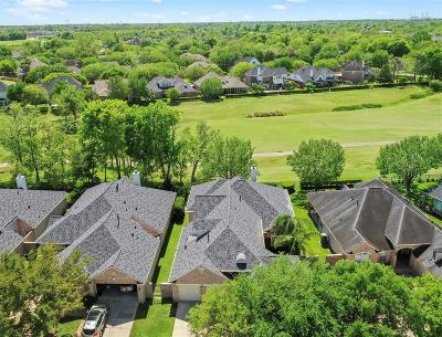 Missouri City Single Family Home For Sale: 9814 Chriesman Way