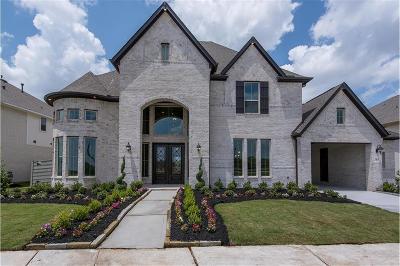 Manvel Single Family Home For Sale: 2431 Ponderosa Ridge Drive