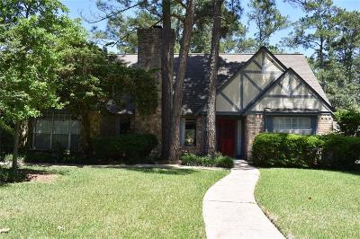 Spring Single Family Home For Sale: 16218 Chipstead Drive