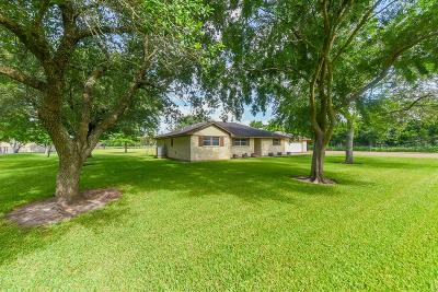 Brookside Single Family Home For Sale: 12530 Midlane Drive
