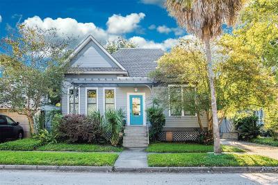 Houston Single Family Home For Sale: 4309 Greeley Street