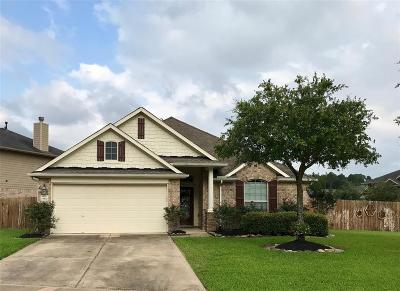 Cypress Single Family Home For Sale: 15602 Bluff Park Court
