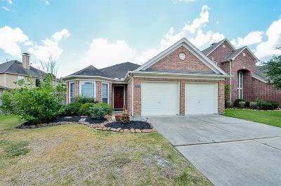 Kingwood Single Family Home For Sale: 26879 Treasures Ridge Drive