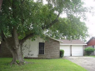 Houston Single Family Home For Sale: 15906 Willbriar Lane