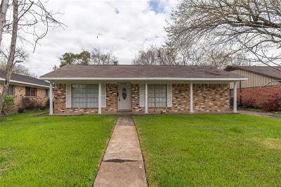Houston Single Family Home For Sale: 11722 Sandstone Street